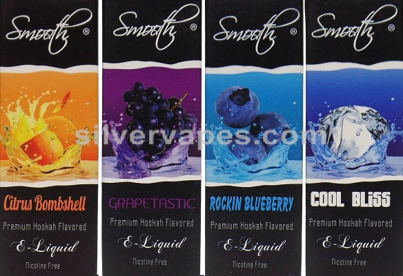 Smooth E-Liquid E-Juice